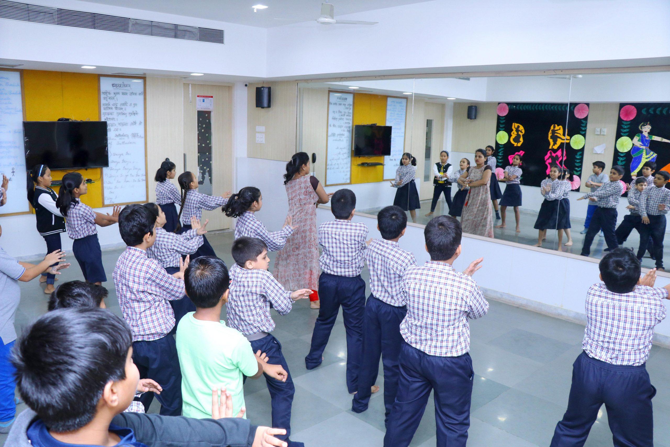 GIS Dance Room