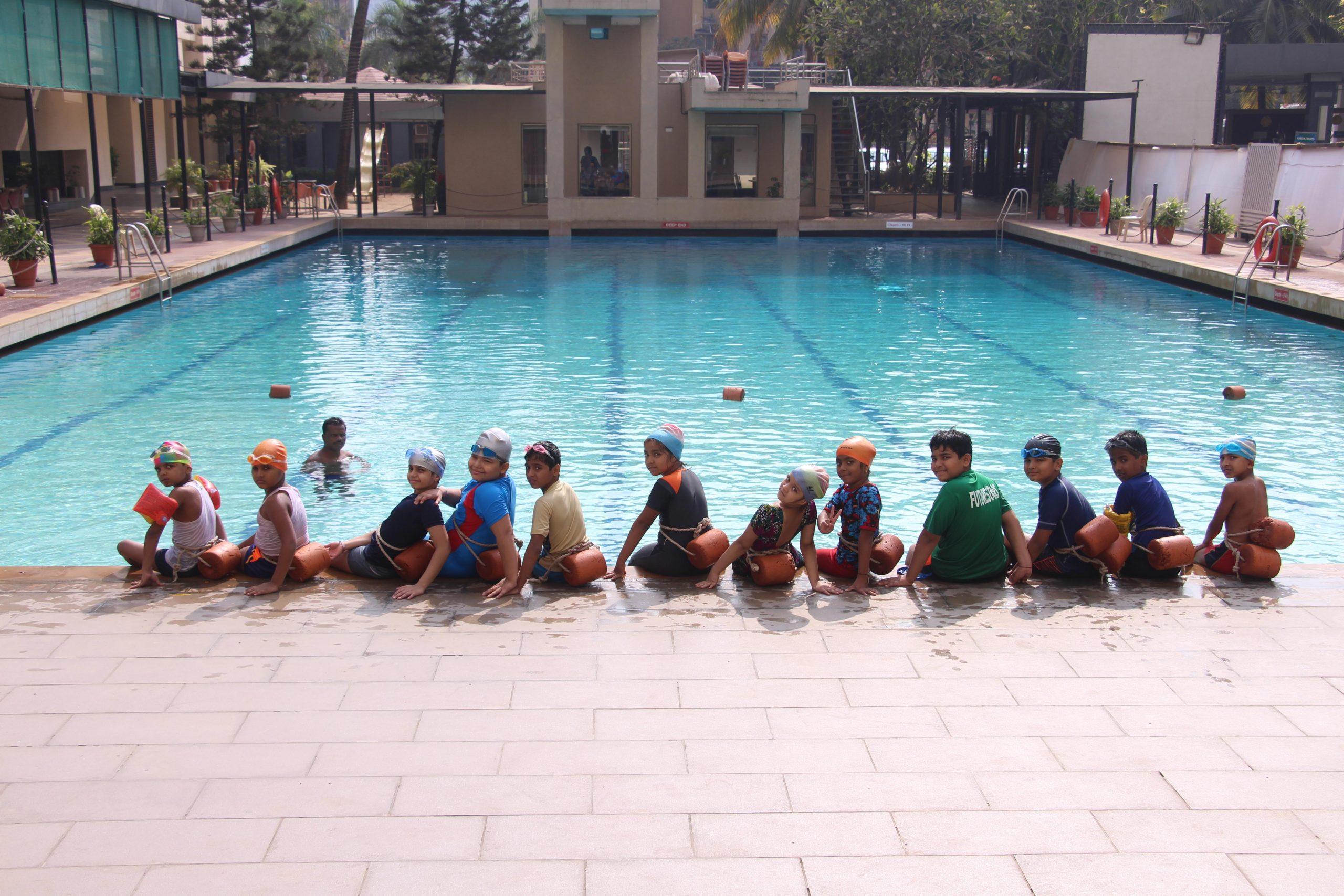 GIS Swimming Pool