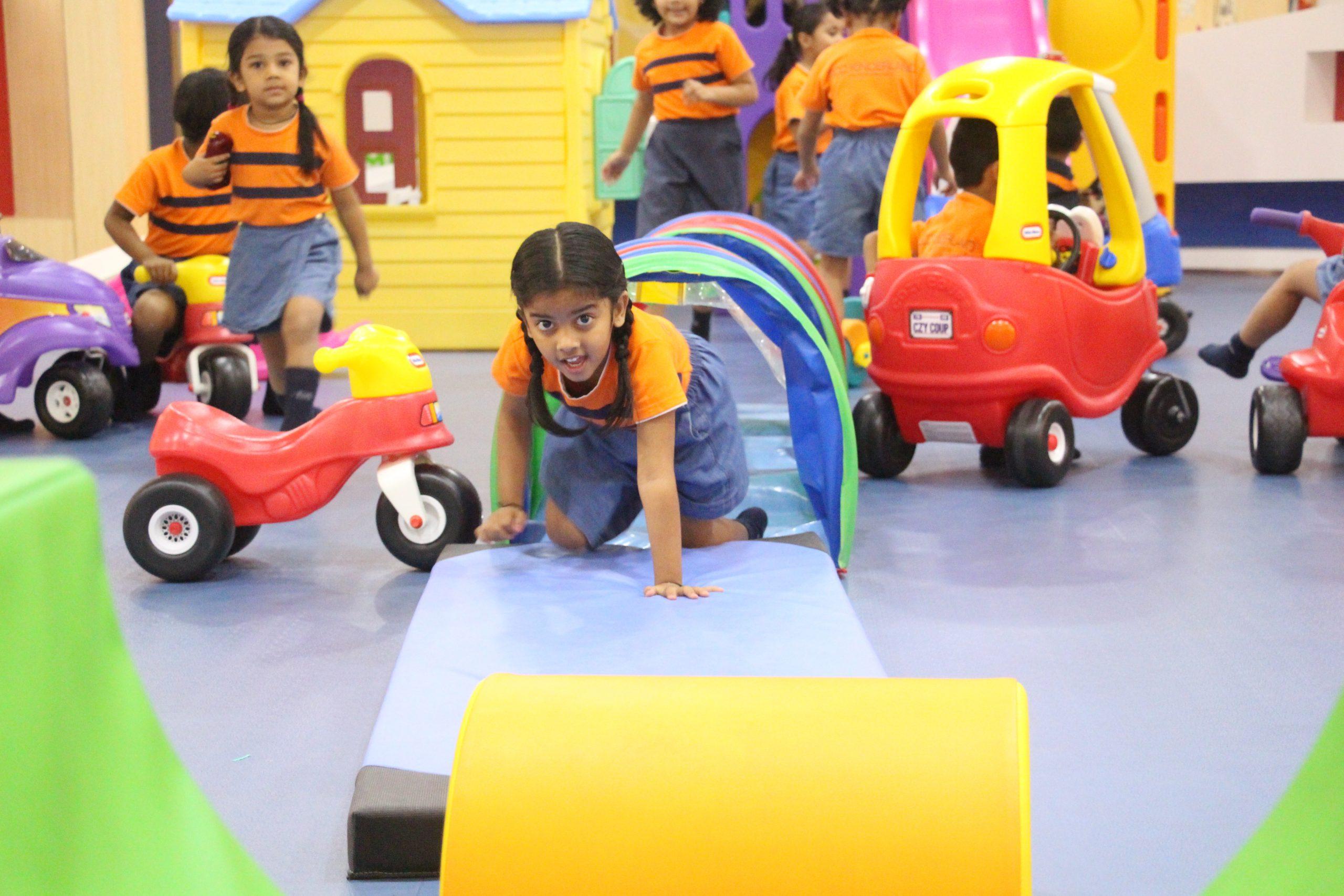 GCC Kinderland Play Area